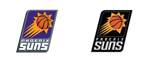 Brand New: New Logos for the Phoenix Suns by Fisher