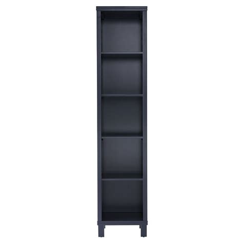 5 Cube Bookcase cubic bookcase midnight blue 5 cube