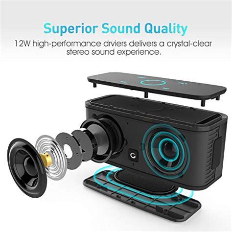 touch l portable speaker doss soundbox bluetooth speaker portable wireless