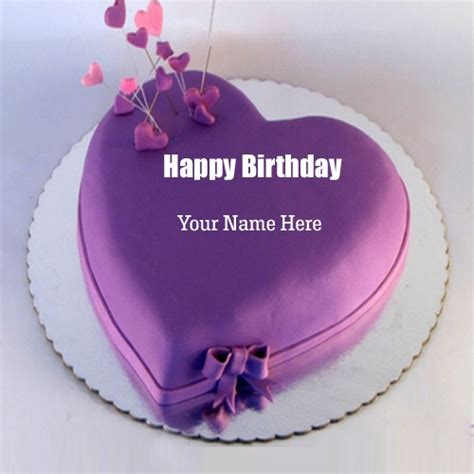 happy birthday cake with name edit for facebook shubham