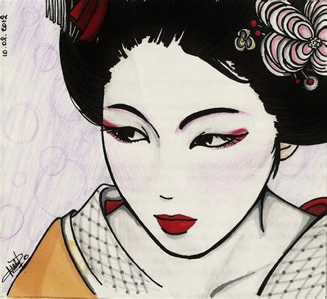 tattoo cô gái nh t geisha pinterest discover and save creative ideas