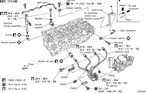 nissan sel zd30 vacuum diagram nissan auto wiring diagram