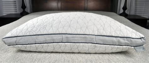 coop home goods shredded memory foam pillow reviews