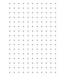 dot template dots and boxes template for penultimate