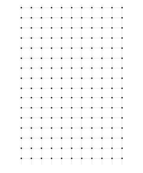 dots and boxes template for penultimate