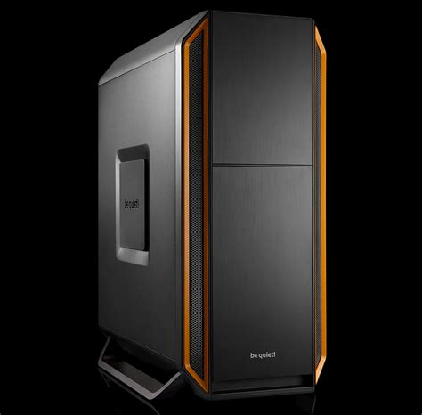D1163 Be Gaming Silent Base 800 With Side Wind C1163 ncixus be silent base 800 tower 110