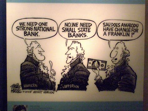 george washington political cartoon early republic ppt