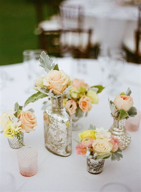 Wedding Flower Vases by Best 25 Silver Vases Ideas On Silver Wedding