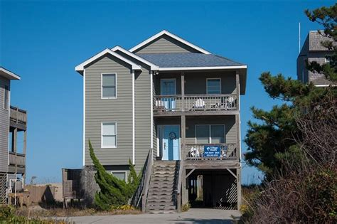 Cottage Rentals Outer Banks by Ellington Cottage By The Sea South Nags Vacation