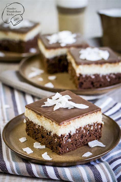 kokos schoko kuchen blech 17 best ideas about bounty torte on