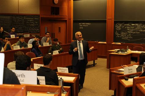 Harvard Mba Transfer by Temel Kotil Harvard Business School Da Thy Yi Anlattı