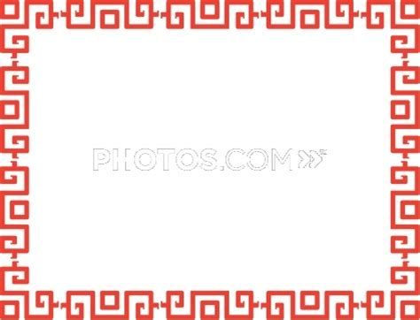 chinese pattern border ai chinese border style things to wear pinterest style
