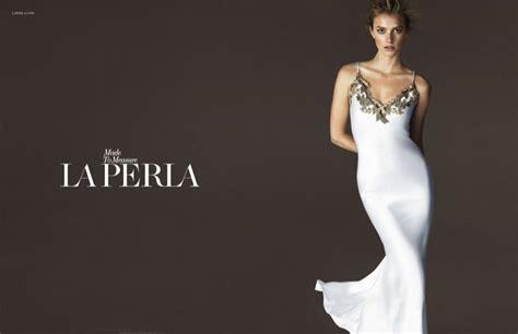 la perla the sigrid agren stars in la perla spring summer 2015 ad