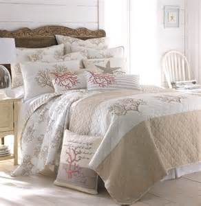 beach bedding collections slip away to the soothing shoreline beach bliss living decorating