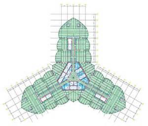 burj khalifa floor plans pdf burj kalifa geometa geometaton a tabloid of architecture