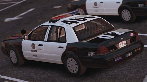 ford crown vic lapd ford crown vic by scuderio gta v galleries