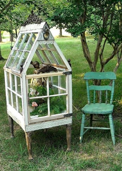 greenhouse windows the art of up cycling diy greenhouses build a green