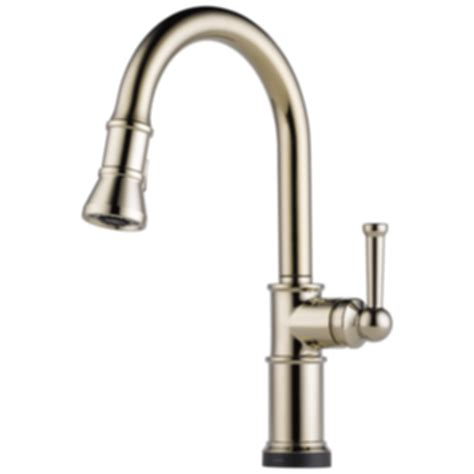 kitchen faucets touch technology artesso 174 single handle pull kitchen faucet with smart