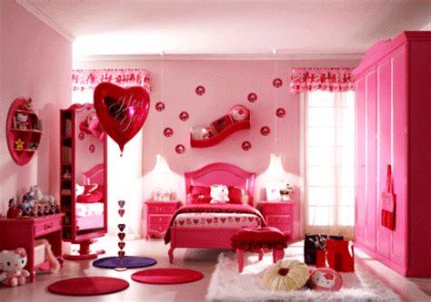 desain kamar wanita dewasa kamar tidur bertema hello kitty untuk wanita dewasa