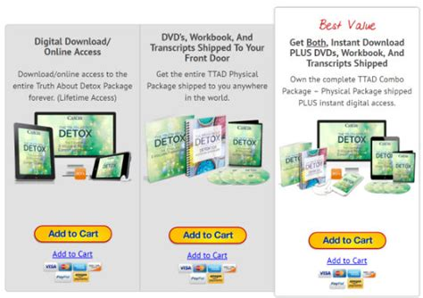 Genuine Health Detox Reviews by The About Detox Review Is This For Real