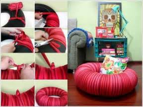 Tire Inner Wrapped Seat Interesting Diy Ideas To Recycle Tires With Tire Inner