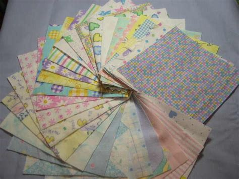 pastel flannel pattern pastel flannel fabric charm pack the little lavender patch