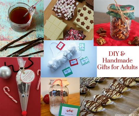 Handmade Gifts For Adults - diy and handmade gifts for adults