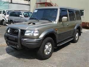 Hyundai Galloper Ii 2001 Hyundai Galloper Ii Pictures Information And Specs