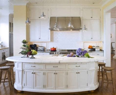 oval kitchen islands oval kitchen island home decor kitchen