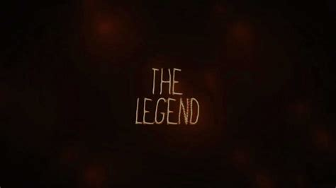 The The Legend the legend fear official trailer
