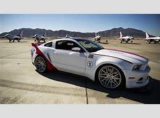 2014 Ford Mustang GT US Air Force Thunderbirds Edition 2 ... Ipad Air 2019