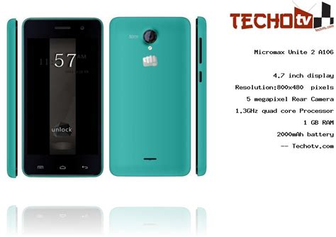 doodle 2 indian price micromax unite 2 a106 phone specifications price in