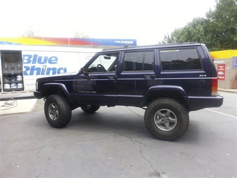 Nelly The Purple Jeep Jeep Cherokee Forum
