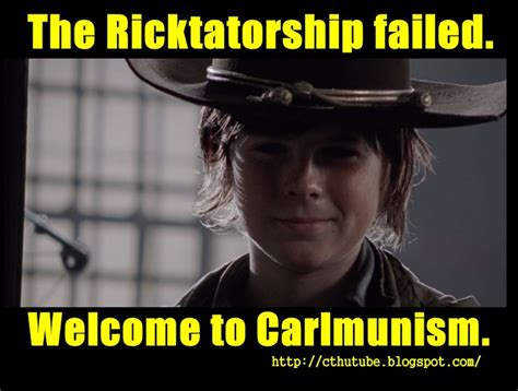 Walking Dead Meme Season 3 - carl walking dead season 3 meme www imgkid com the