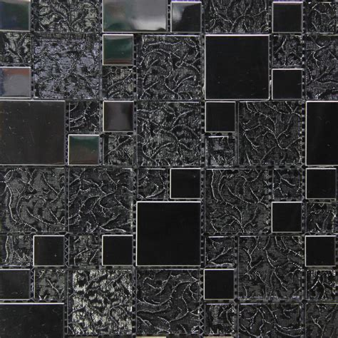 Belle Glass Metalic Mirror 300 x 300mm   Belle Tiles