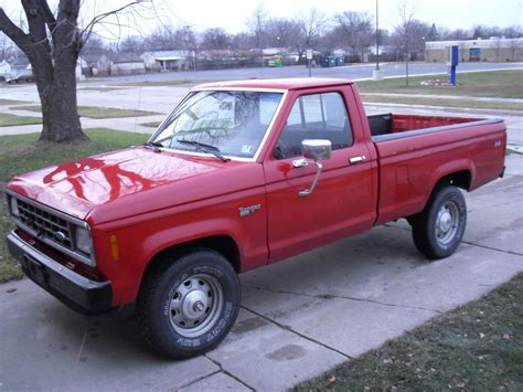 1986 ford exp information and photos momentcar 1986 ford ranger information and photos momentcar