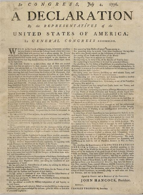 thomas jefferson declaration of independence declaration of independence quotes quotesgram