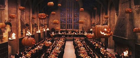 Coastal Dining Room Ideas by Attention Muggles The Hogwarts Great Hall Is Ready For