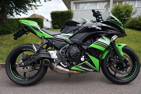 Motorrad Kawasaki Ninja Kaufen by Motorrad Occasion Kaufen Kawasaki Ninja 650 Abs Krt