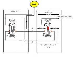 3 way motion sensor switch wiring diagram 3 pole light