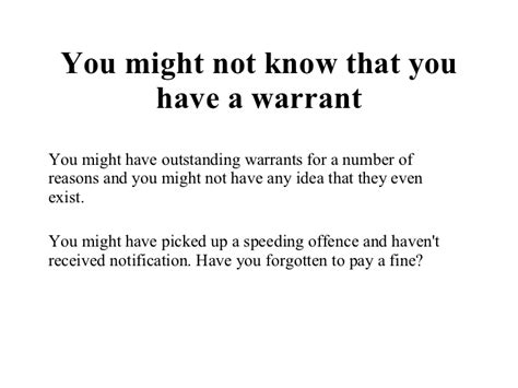 How To Search For Arrest Warrants How To Find Out If You A Warrant Argument Tutorial 3 Writing The Warrant
