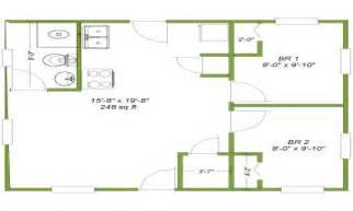 10 x 20 cabin floor plan 16 215 24 house plans joy studio design gallery best design