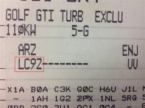 golf 4 farve kode skrevet af daniel a