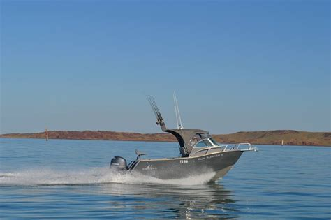 fishing boat jobs broome new boat chivers thresher 190 sf fishing fishwrecked