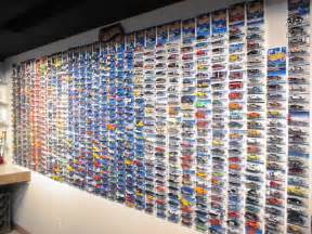 Hot Wheels wall in the Man Cave   Toys and Hobbies   Pinterest