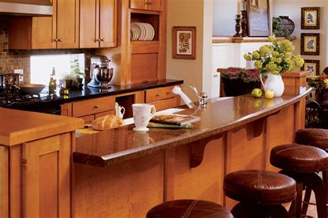 Kitchen Counter Table Design by Simply Elegant Home Designs Blog February 2011