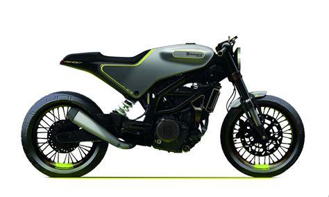 Husqvarna Motorrad Produktion by Husqvarna 401 Vitpilen Concept Asphalt Rubber