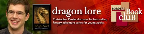 Borders Book Club by Le Borders Book Club S Offre Christopher Paolini