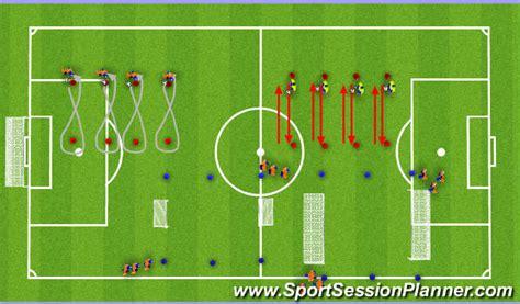 footballsoccer dribbling technical dribbling and rwb