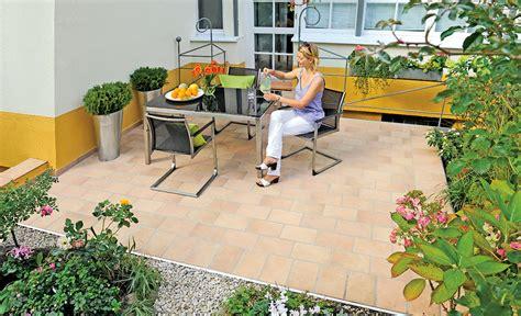 Terrasse Fliesen by Terrasse Fliesen Terrasse Balkon Selbst De